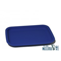 Champ High Silikon Tray 20x15x2cm blau