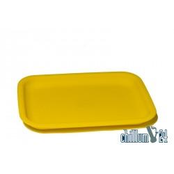 Champ High Silikon Tray 20x15x2cm gelb