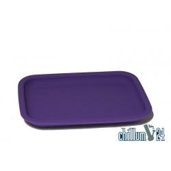 Champ High Silikon Tray 20x15x2cm violett