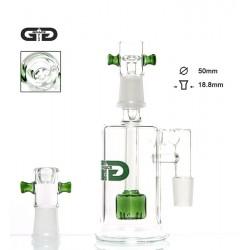 GG Ice Cube Precooler für Kräuter und Öle Green
