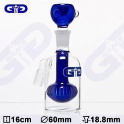 GG Shower Precooler 18,8er 16,5cm blau