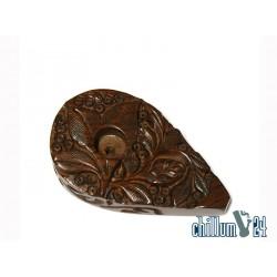 Holzpfeife Curved Länge ca. 7,5cm