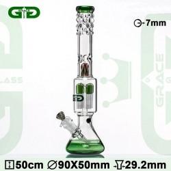 GraceGlass LABZ Perc Art Green
