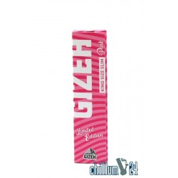 Gizeh Pink King Size Slim Extra Fine Limited Edition