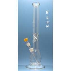 Flow Bouncer Twist Glas Bong 18,8er Schliff 55cm
