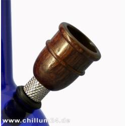Holz- Siebkopf Zylinder Höhe ca. 32mm