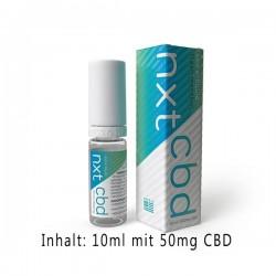 NXT CBD E-Liquid Fresh Menthol 10ml