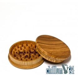 CANAMIX Grinder Esche groß 78mm mit Holzpins