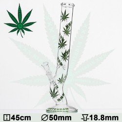 Green XXX Amsterdam Leaf ICE Bolt 18.8