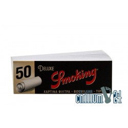 Smoking DeLuxe Medium Size Filtertips perforiert