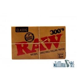 RAW Classic 300 1 1/4 Zigarettenpapier