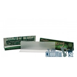 Smoking Green King Size 100% Hanfpapier