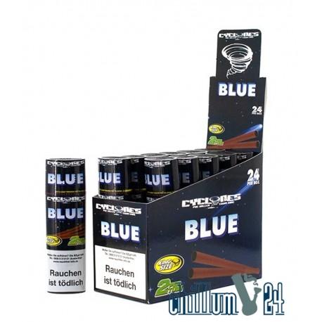Box 12x2 Cyclone Cone Blunts Blue