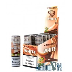 Box 12x2 Cyclone Cone Blunts White