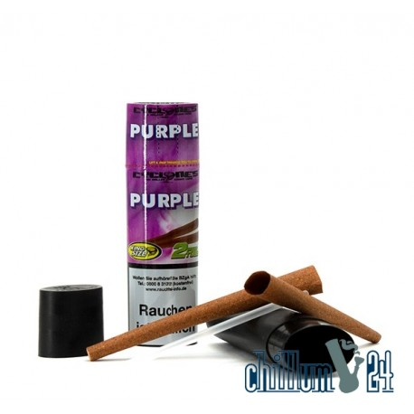 Cyclone Cone Blunts 2er Purple