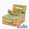 Box mit 50x Greengo King Size Slim Paper Unbleached