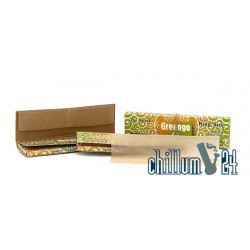 Greengo King Size Paper mit Tips