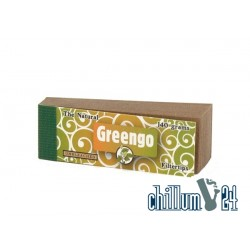 Greengo Filtertips Unbleached 50 Blatt