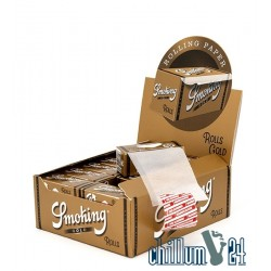 24er Box Smoking Gold King Size Rolls