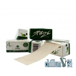PURIZE Brown 4m King Size Slim Rolls