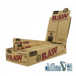 Raw Hugh 12 inch Box