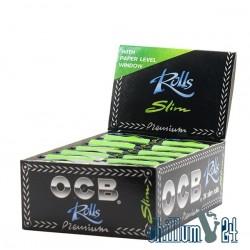 Box 24x OCB Slim Rolls 4 Meter