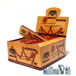 Breit Organic Hemp KS Slim inkl. Tips Box