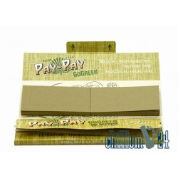 Pay Pay 50 King Size Slim Paper + 50 Tips