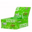 Box 26x Gizeh King Size Slim Super Fine 34 Blatt inkl. Tips