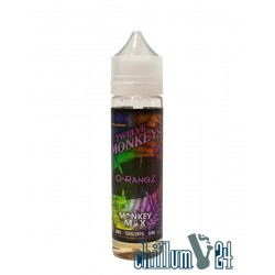 TWELVE MONKEYS O-RangZ 50ml Liquid