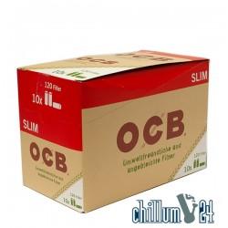 Box 10x 120er OCB Organic Slim Filter