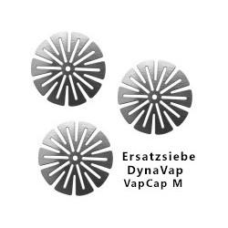 DYNAVAP 3er Pack Ersatzsiebe