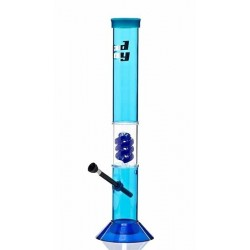 Bud Boy Acrylbong mit Glasperculator Blue 43cm