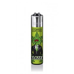 Clipper Feuerzeug Weed Cartoon Sounds Chill