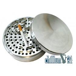 Magno Mix Grinder 14,8 cm Silver
