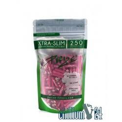 PURIZE XTRA Slim Aktivkohlefilter Pink 250er