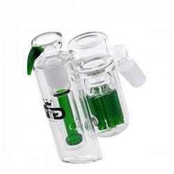 Grace Glass Precooler Double Percolators 18.8er Green