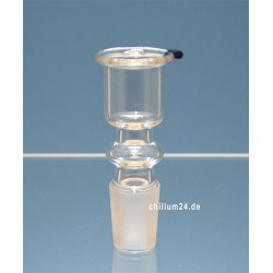Glassteckkopf Sieb