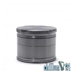 BL Alu Grinder New Edge 4-tlg 50mm Grau
