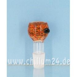 Glassteckkopf Sieb Heavy Mixed Colours
