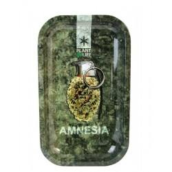 Metall Rolling Tray Amnesia 27x16x2,5cm