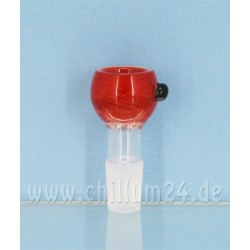 Glassteckkopf Sieb Heavy Rot