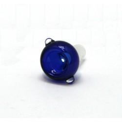 Black Leaf Glassteckkopf 18.8 blau