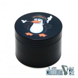 Alu-Grinder 4-teilig 50mm Penguin