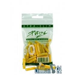 PURIZE XTRA Slim Yellow Aktivkohlefilter 50er