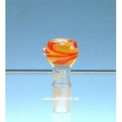 Boost Glassteckkopf Sieb Farbmix Orange-Gelb