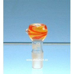 Boost Glassteckkopf Sieb orange~gelb