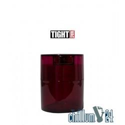 Tightvac Mini 0,12L Vakuumdose transparent Red