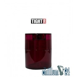 Tightvac Mini 0,12L Vakuumdose transparent Red