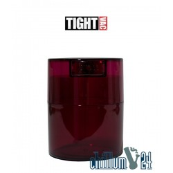 Tightvac 0,29L Vakuumdose transparent Red